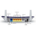 Роутер Wi-Fi USB Wan/Lan TP-Link Archer C20 - 1