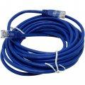 Патч корд 5 м. Patch cord UTP cat 5e, 5m - 0