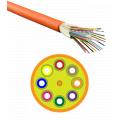 Оптический кабель GJPFJH-8B6a1 optical cable (негорючий, для внутренних работ) - 0