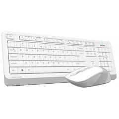 A4-Tech FG1010 (White) - USB Беспроводной комплект мышки и клавиатуры
