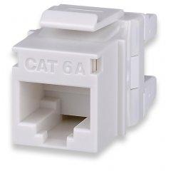 Модуль RJ45, Keystone jack RJ45 UTP cat 6