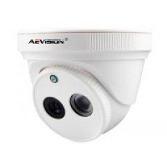 Купольная IP камера, AE-13B01M-2402-VPAB (960P 1.3Mp Dome Camera With POE and Audio Alarm)