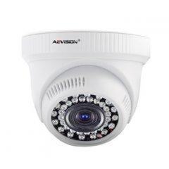 Купольная IP камера, AE-13B02B-0102-VP (720P 1.0Mp Dome Camera With POE)