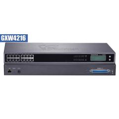 Grandstream GXW4216 FXS - VoIP шлюз, VoIP GATEWAY