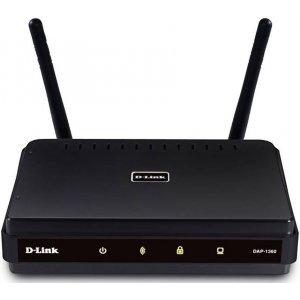 Точка доступа Wi-Fi Wan/Lan Роутер D-Link DAP-1360