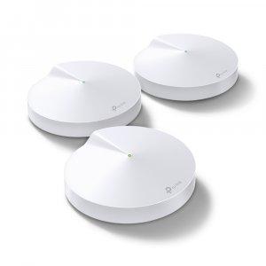 TP-Link Deco M9 Plus/AC2200 (3-Pack) Усилитель Wi-Fi сигнала, Точка доступа