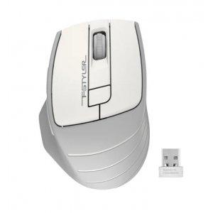 USB Беспроводная мышка A4Tech FStyler FG30 White