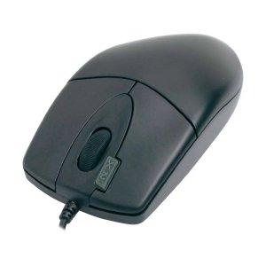 A4-Tech OP-620D - USB Проводная мышка (Black)