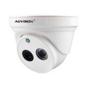 Купольная IP камера, AE-2B01-0103-VP (1080P Dome camera with POE conventer)