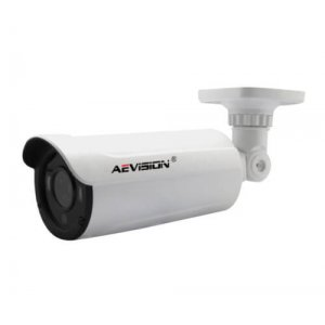 Цилиндрическая IP камера AE-2B42D-3602-12-VP (1080P 2.0Mp Dome Camera With POE 2.8-12mm Lens)
