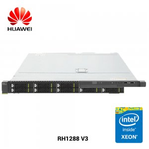 Сервер, Server RH1288 V3, including: RH1288 V3 (2) (4HDD Chassis, Support 4*3.5 PCH)