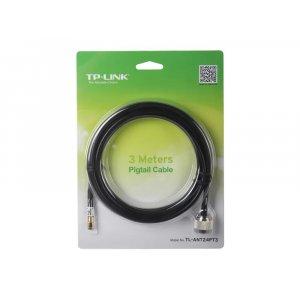 Переходник штекер N RP-SMA 3m TP-Link TL-ANT24PT3 (Кабель антенный)