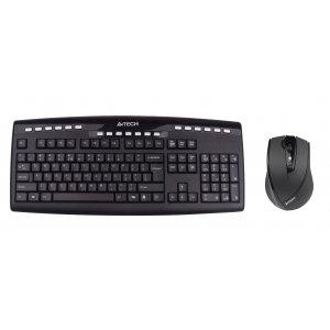 A4-Tech 9200F USB Беспроводной комплект клавиатуры и мыши
