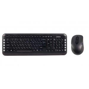 A4-Tech 7200N USB Беспроводной комплект клавиатуры и мыши