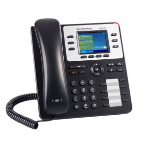 Grandstream IP телефон GXP2130v2, IP NETWORK TELEPHONE