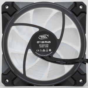 Комплект вентиляторов для корпуса Deepcool CF 120 PLUS