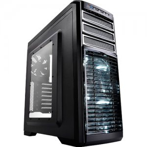 Кейс DeepCool KENDOMEN TI (Black)
