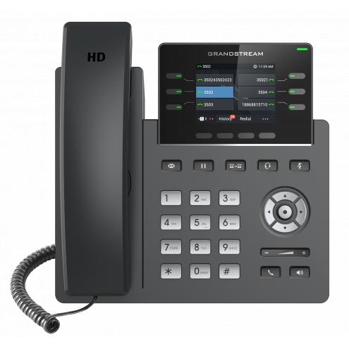Grandstream IP телефон GRP2613, IP NETWORK TELEPHONE