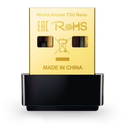 Wi-Fi адаптер TP-LINK Archer T2U Nano