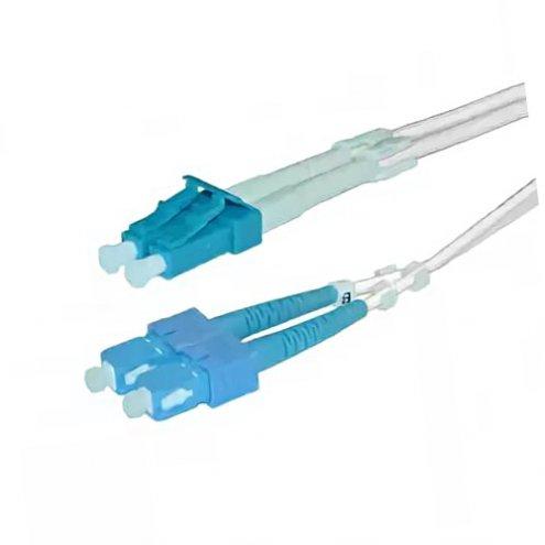 Патч корд 3.0mm SC/UPC-LC/UPC, МM, 3m duplex