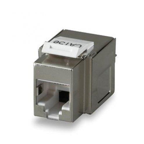 Модуль RJ45, Keystone jack RJ45 FTP cat 5e