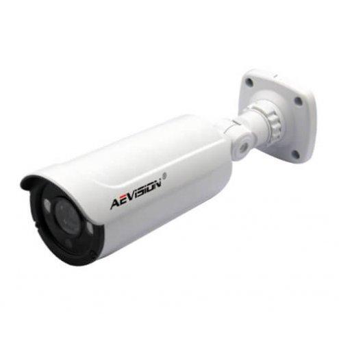 Цилиндрическая IP камера, AE-2AE1-0406-VP (1080P 2.0Mp Bulet Camera with POE)