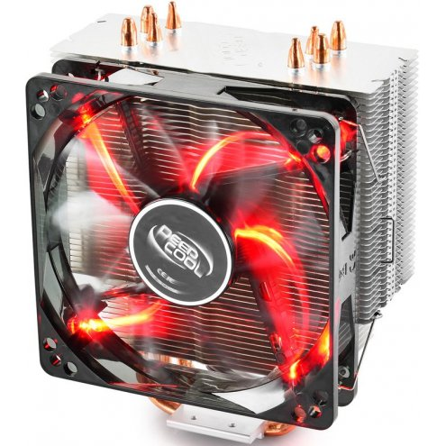 Deepcool Gammaxx 400 RED Кулер для процессора