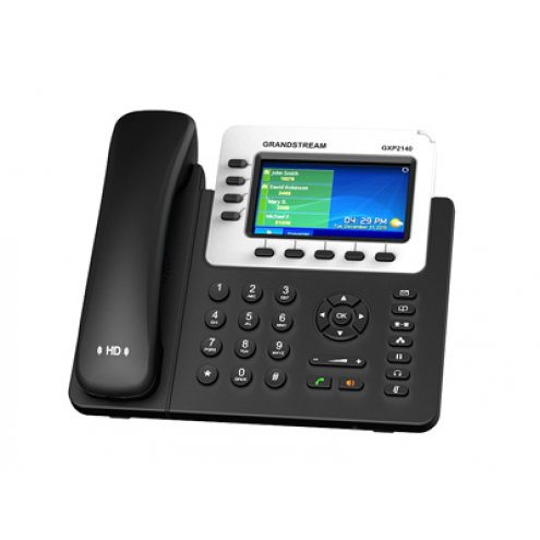 IP телефон GXP2140 - Grandstream IP NETWORK TELEPHONE
