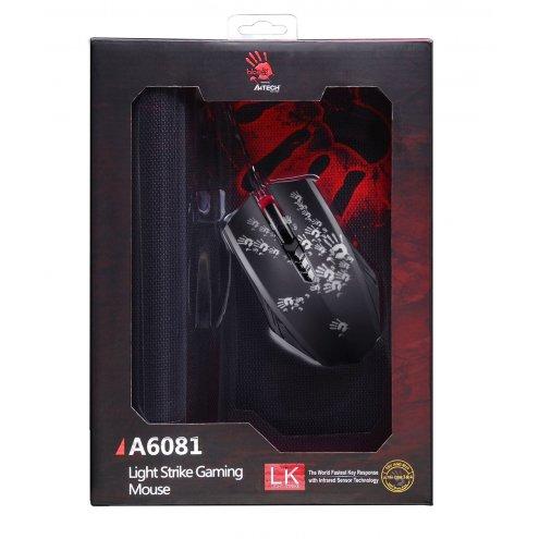 A4-Tech Bloody A6081 USB Проводная игровая мышь
