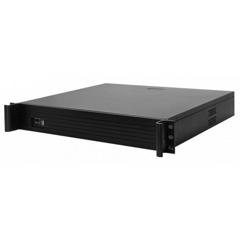 Видеорегистратор, AE-N6000-16EP/48 (1.5U 4HDD 16Ch POE NVR)