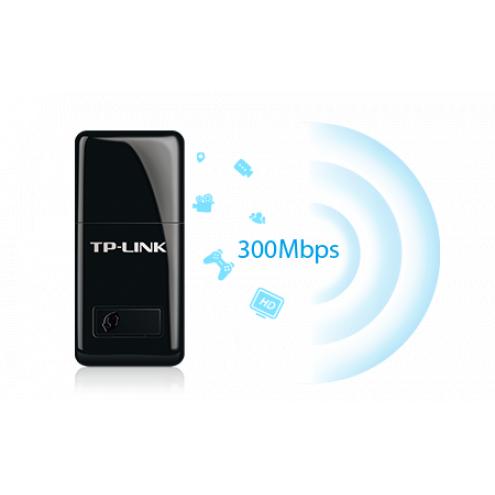 Wi-Fi USB адаптер / антена TP-Link TL-WN823N